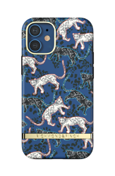 Richmond & Finch Blue Leopard iPhone 12