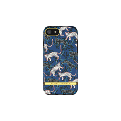 Richmond & Finch Blue Leopard iPhone 6/7/8/SE