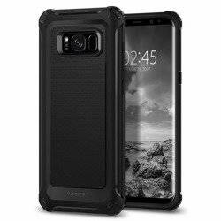 Spigen Rugged Armor Extra for Galaxy S8 black