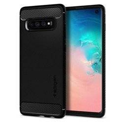 Spigen Rugged Armor for Galaxy S10 matt black