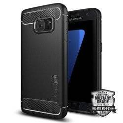 Spigen Rugged Armor for Galaxy S7 black