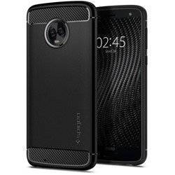 Spigen Rugged Armor  for Moto G6 Plus  black