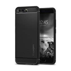 Spigen Rugged Armor for P10 black