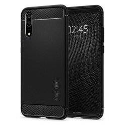 Spigen Rugged Armor for P20 black