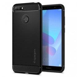 Spigen Rugged Armor for Y6 (2018) black