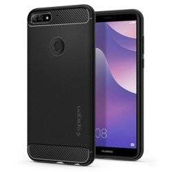 Spigen Rugged Armor for Y7 prime  black