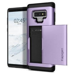 Spigen Slim Armor CS for Galaxy Note 9 purple