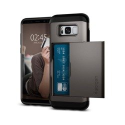Spigen Slim Armor CS for Galaxy S8 gun metal