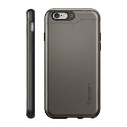 Spigen Slim Armor CS for iPhone 6/6s gun metal