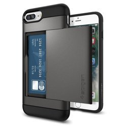 Spigen Slim Armor CS for iPhone 7/8 Plus gun metal