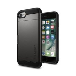 Spigen Slim Armor CS for iPhone 7 gun metal