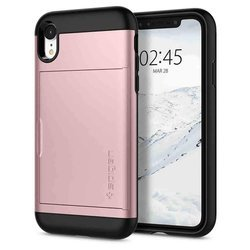 Spigen Slim Armor CS for iPhone XR Rose Gold