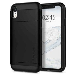 Spigen Slim Armor CS for iPhone XR black
