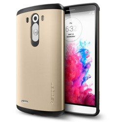 Spigen Slim Armor for G3 champagne gold