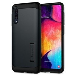Spigen Slim Armor for Galaxy A50 metal slate