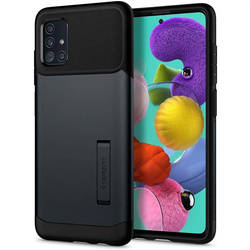 Spigen Slim Armor for Galaxy A51 metal slate