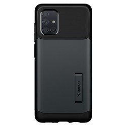 Spigen Slim Armor for Galaxy A71 metal slate