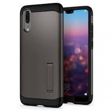 Spigen Slim Armor for P20 gun metal