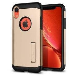 Spigen Slim Armor for iPhone XR champagne gold