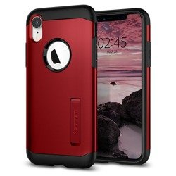Spigen Slim Armor for iPhone XR red