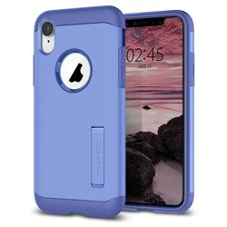 Spigen Slim Armor for iPhone XS violet