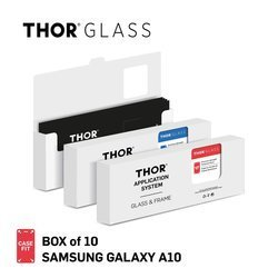 THOR CF APP SYS Box of 10 for Galaxy A10 black