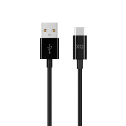 XQISIT Charge & Sync Type C 3.0 to USB A 150cm