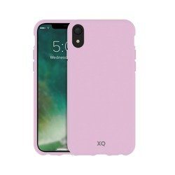 XQISIT ECO Flex for iPhone XR cherry blossom pink