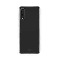 XQISIT Flex Case  for Galaxy A50 clear