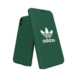 adidas OR Booklet Case Canvas SS18 for iPhone X/Xs