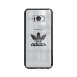 adidas OR Clear Case Entry FW17 for Galaxy S8+