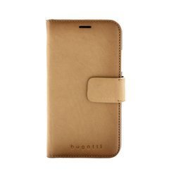 bugatti Zurigo BURNISHED for iPhone XR cognac