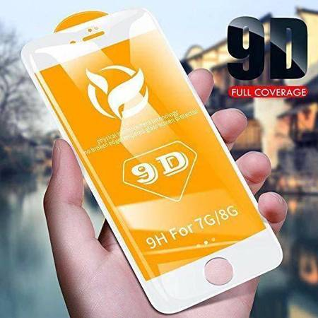 Tempered Glass 9D Huawei P Smart PRO black
